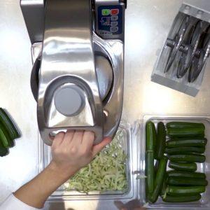 Sebze Doğrama Makineleri